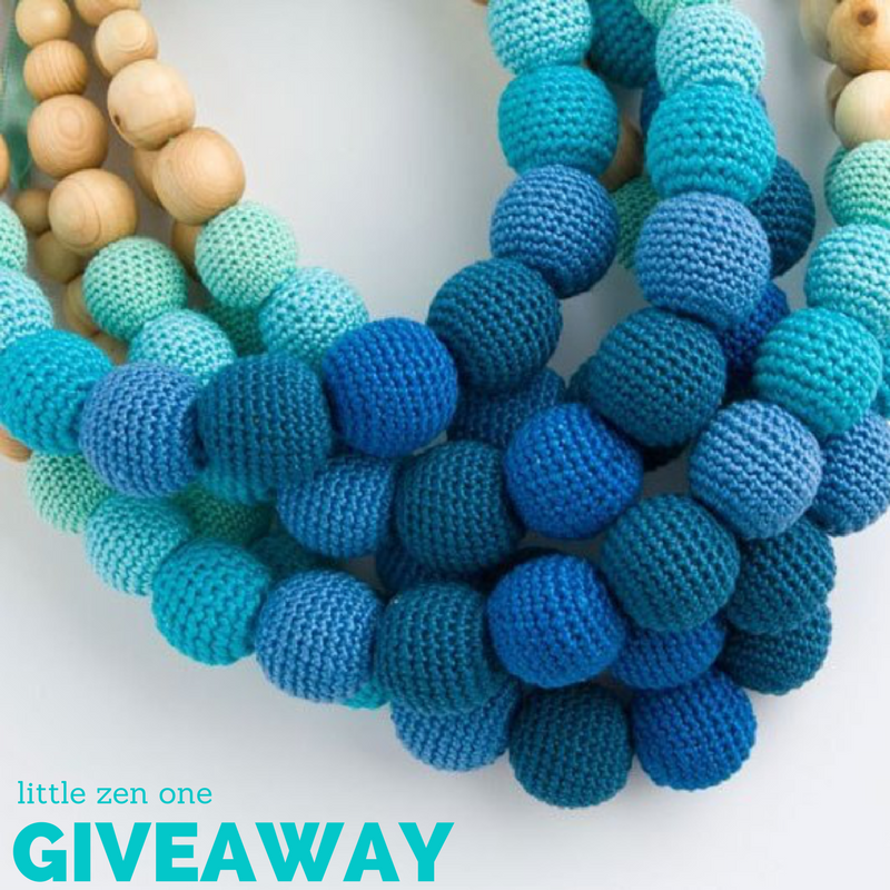 Giveaway - Babywearing Necklace
