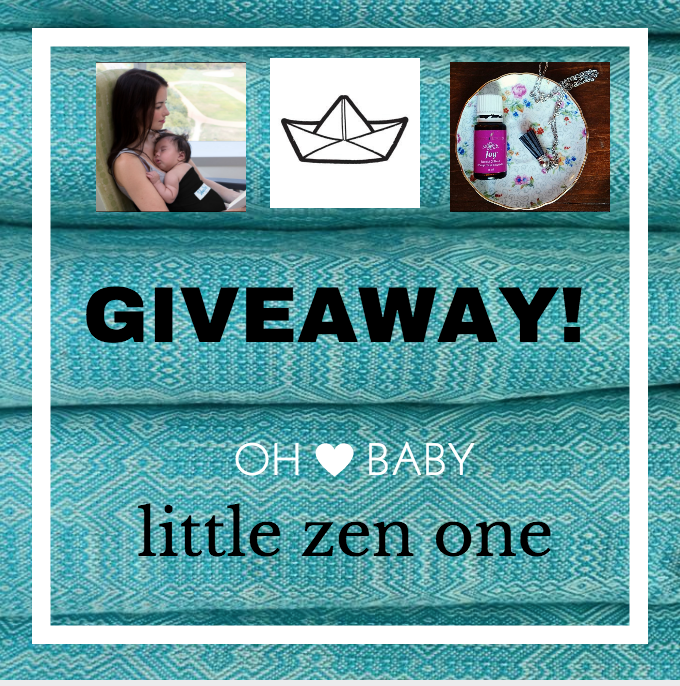 Giveaway: OH BABY! $149 at Little Zen One + other local prizes