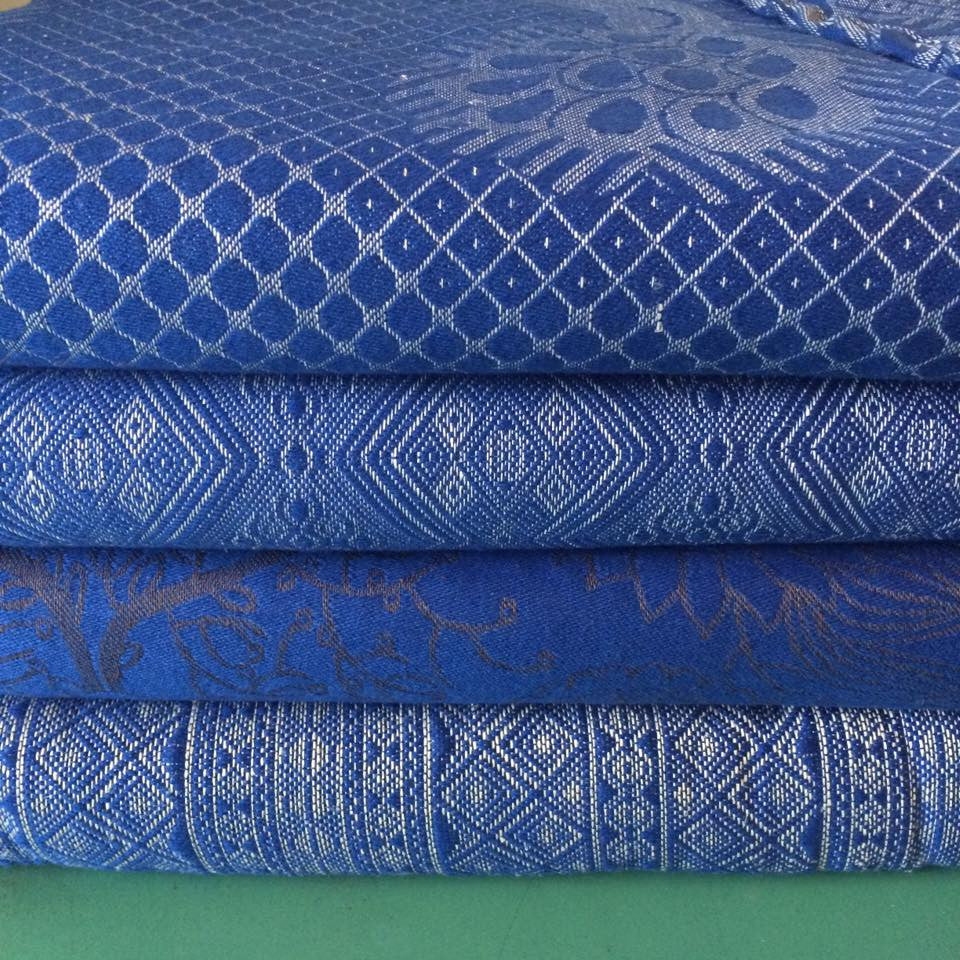 New Release: Didymos Blues Blends! Fall 2016