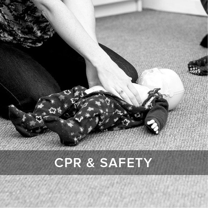 Infant CPR & Family Safety Workshop: April 29, 2017