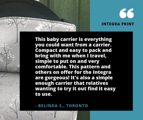 integra baby review