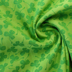 Didymos 3 Leaf Clover Hemp / Shamrocks hemp 16 - Woven Wrap - Little Zen One