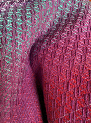 Woven wrap review Didymos Purple Facett