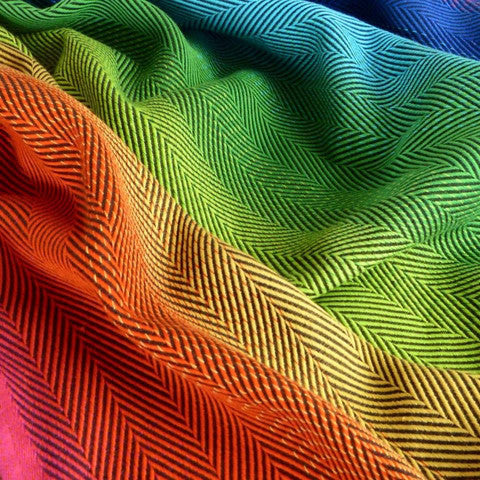 didymos rainbow lisca little zen one
