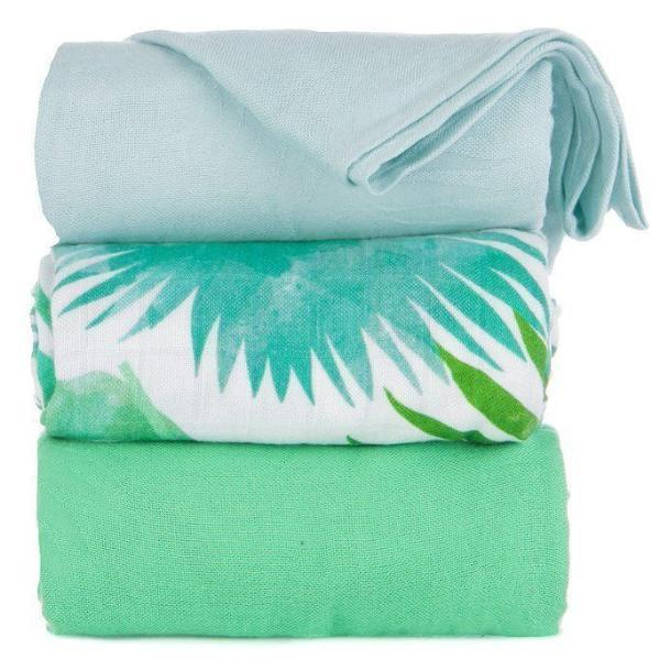 Baby & Parent Care - Tula Blanket Set - Belle Isle