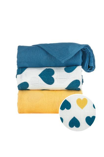 Baby & Parent Care - Tula Blanket Set - Tula Love Soleil