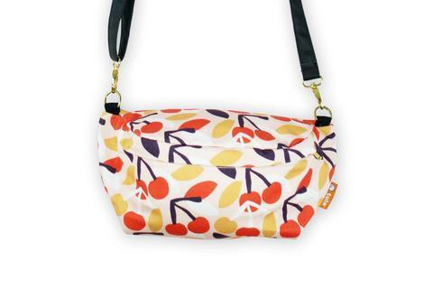 Babywearing Accessories - Cherry - Tula Hip Pouch