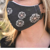 Babywearing Accessories - Fabric Face Mask Bundle Of 5