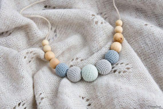 Babywearing Accessories - FrejaToys Organic Petite Necklace Delicate