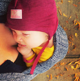 Babywearing Accessories - Pickapooh Wool + Silk Radler Cap