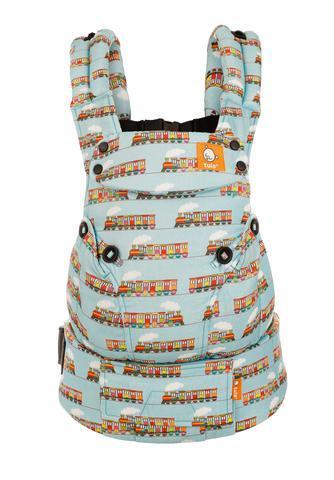 Buckle Carrier - All Aboard - Tula Explore Baby Carrier