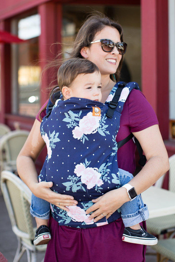 Buckle Carrier - Blossom Tula Standard Baby Carrier