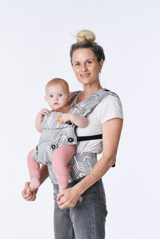 Buckle Carrier - Coast Archer - Tula Explore Baby Carrier