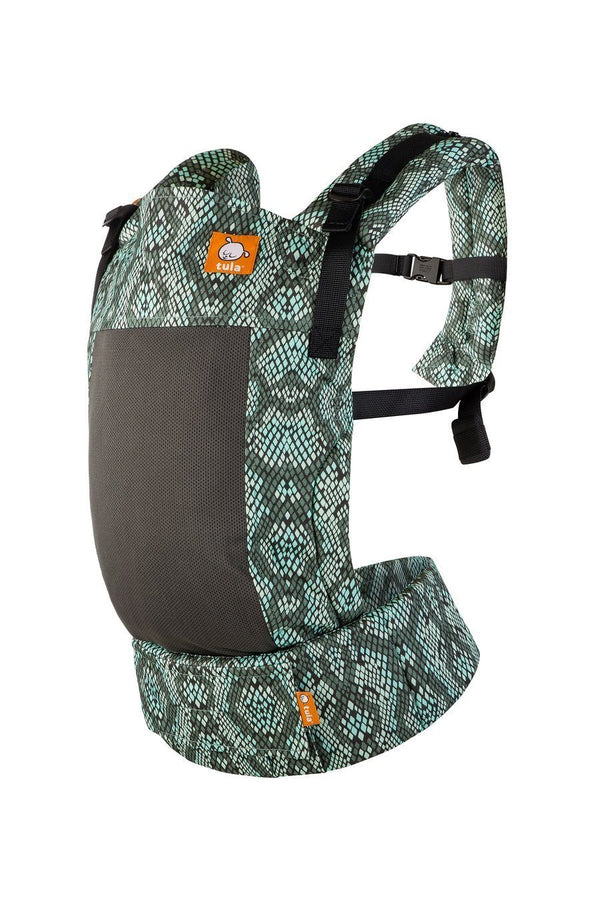 Buckle Carrier - Coast Cobra Tula Free-to-Grow Baby Carrier
