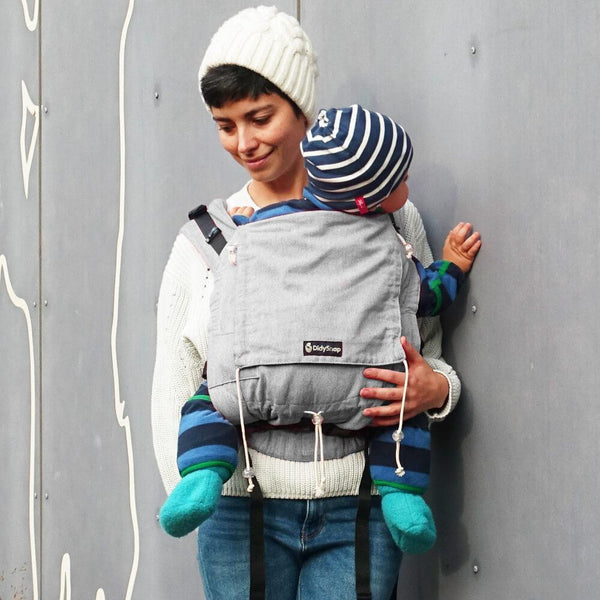 Buckle Carrier - Didymos Buckle Carrier DidySnap Silver
