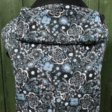 Buckle Carrier - Integra Baby Carrier Copenhagen Flower