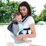 Buckle Carrier - LÍLLÉbaby ESSENTIALS All Seasons Boardwalk