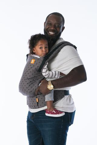 Buckle Carrier - Mason Tula Free-to-Grow Baby Carrier