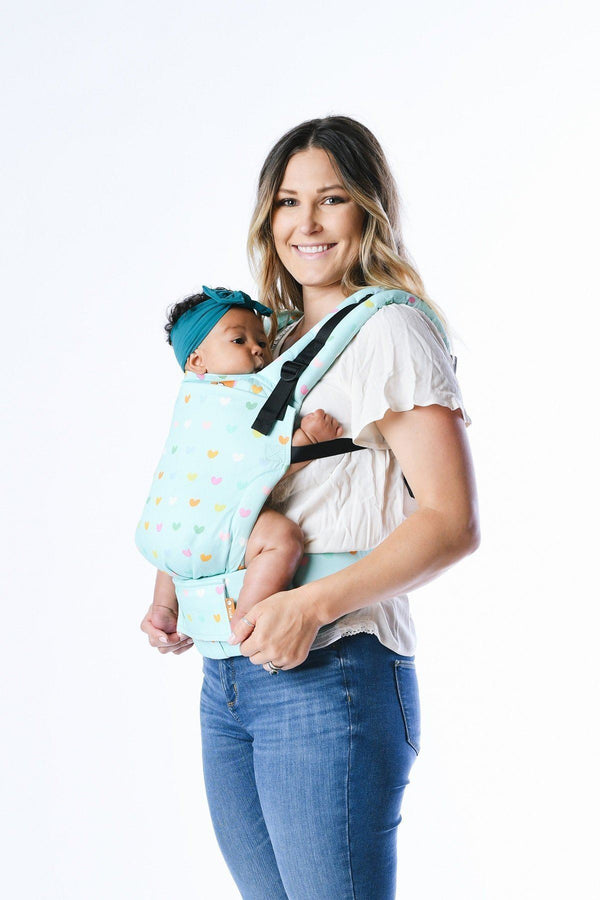 Buckle Carrier - Playful Tula Free-to-Grow Baby Carrier