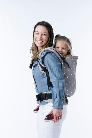 Buckle Carrier - Sleepy Dust Tula Toddler Carrier