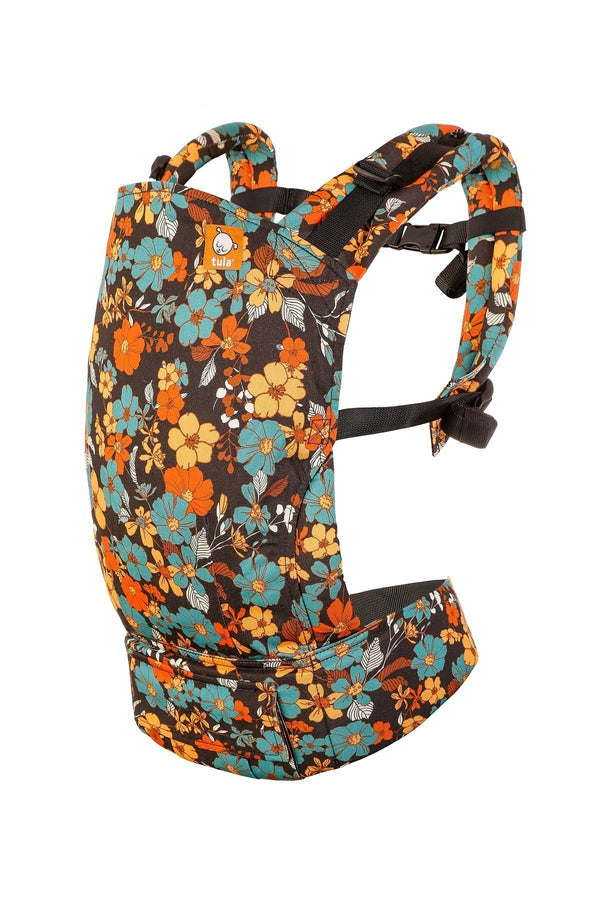 Buckle Carrier - That 70's Tula Tula Standard Baby Carrier