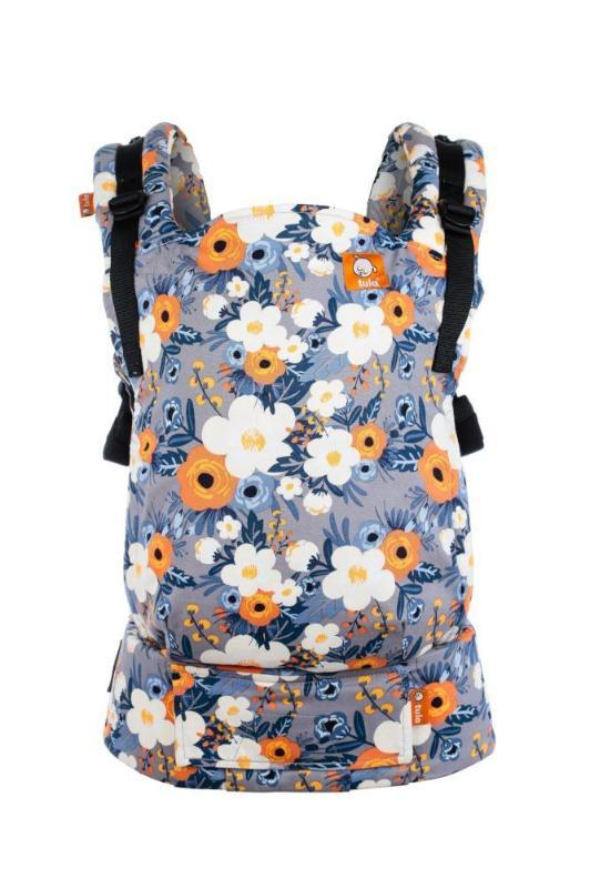Buckle Carrier - Tula Free-to-Grow Baby Carrier French Marigold