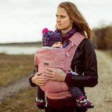 Half Buckle Baby Carrier - Didymos DidyKlick Chili
