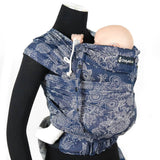 Half Buckle Baby Carrier - Didymos DidyKlick Magic Forest Alamak