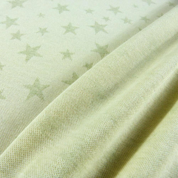 Hybrid Wrap - Didymos  Hybrid Jersey Colour Grown Doubleface Stars