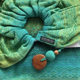 Ring Slings - Didymos DidySling Ada Malachite