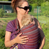 Ring Slings - Didymos DidySling Blueberry Fall