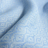Ring Slings - Didymos DidySling Diamond Azur Linen