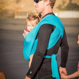 Water Carrier - Wrapsody WrapDuO: Sport And Water Wrap Turquoise
