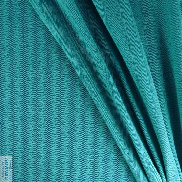 Woven Wrap - Didymos Baby Woven Wrap Twisted Lisca Emerald