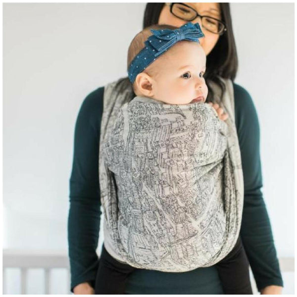 Woven Wrap - Didymos Little Zen One Gotamago Exclusive: Toronto Lines