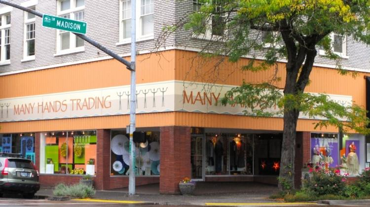 SHOP LOCAL :: Many Hands Trading in Corvallis, Oregon!