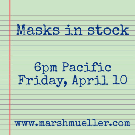 Friday Night Mask Sale!