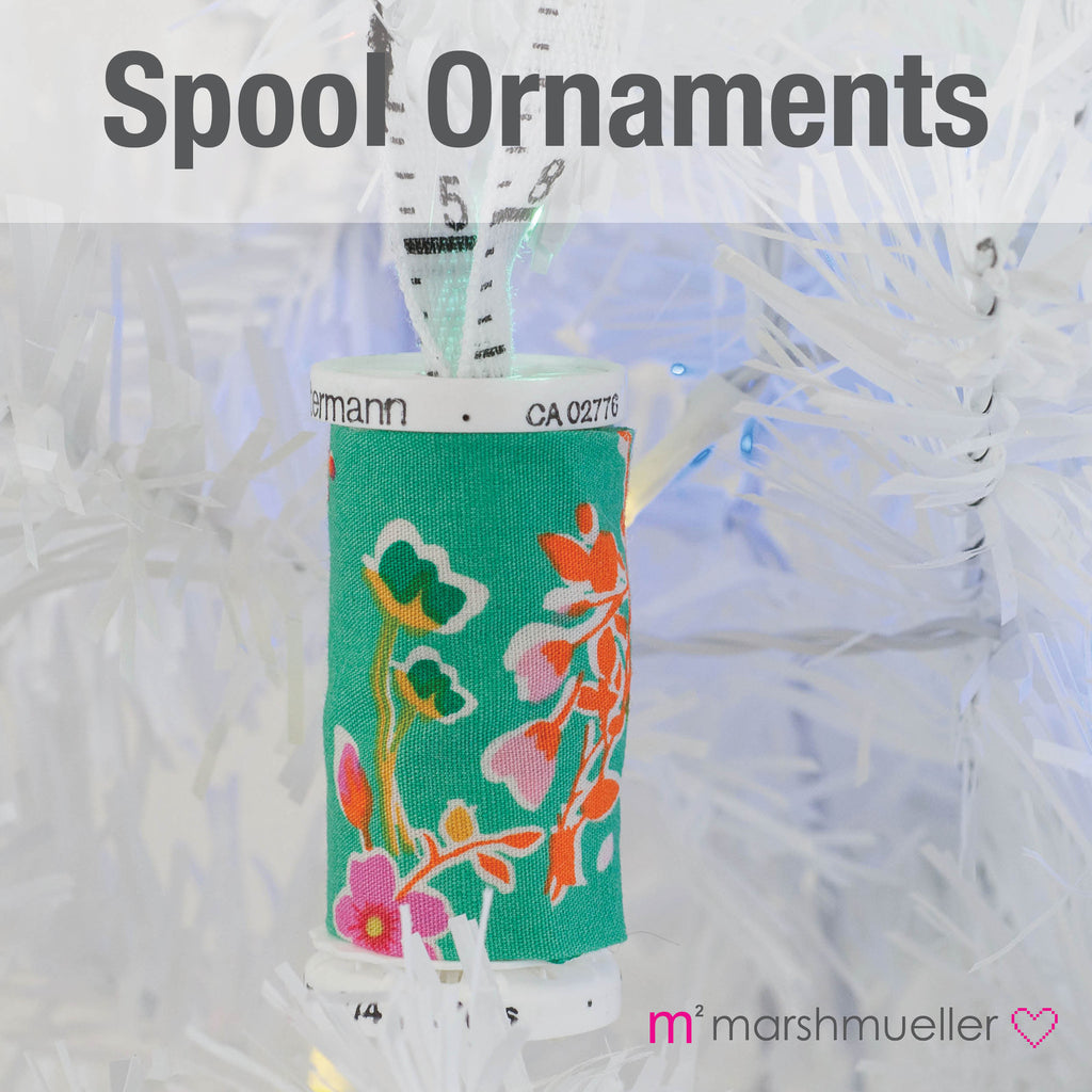 NEW :: Spool Ornaments!