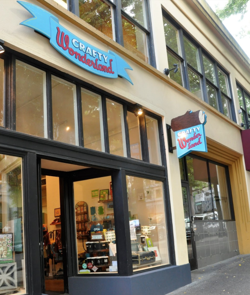SHOP LOCAL :: Crafty Wonderland in Portland!
