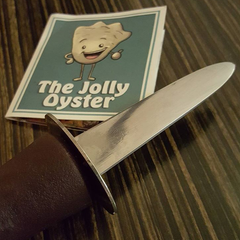 Jolly Oyster shucking knife
