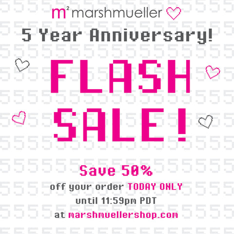 MarshMueller Flash Sale