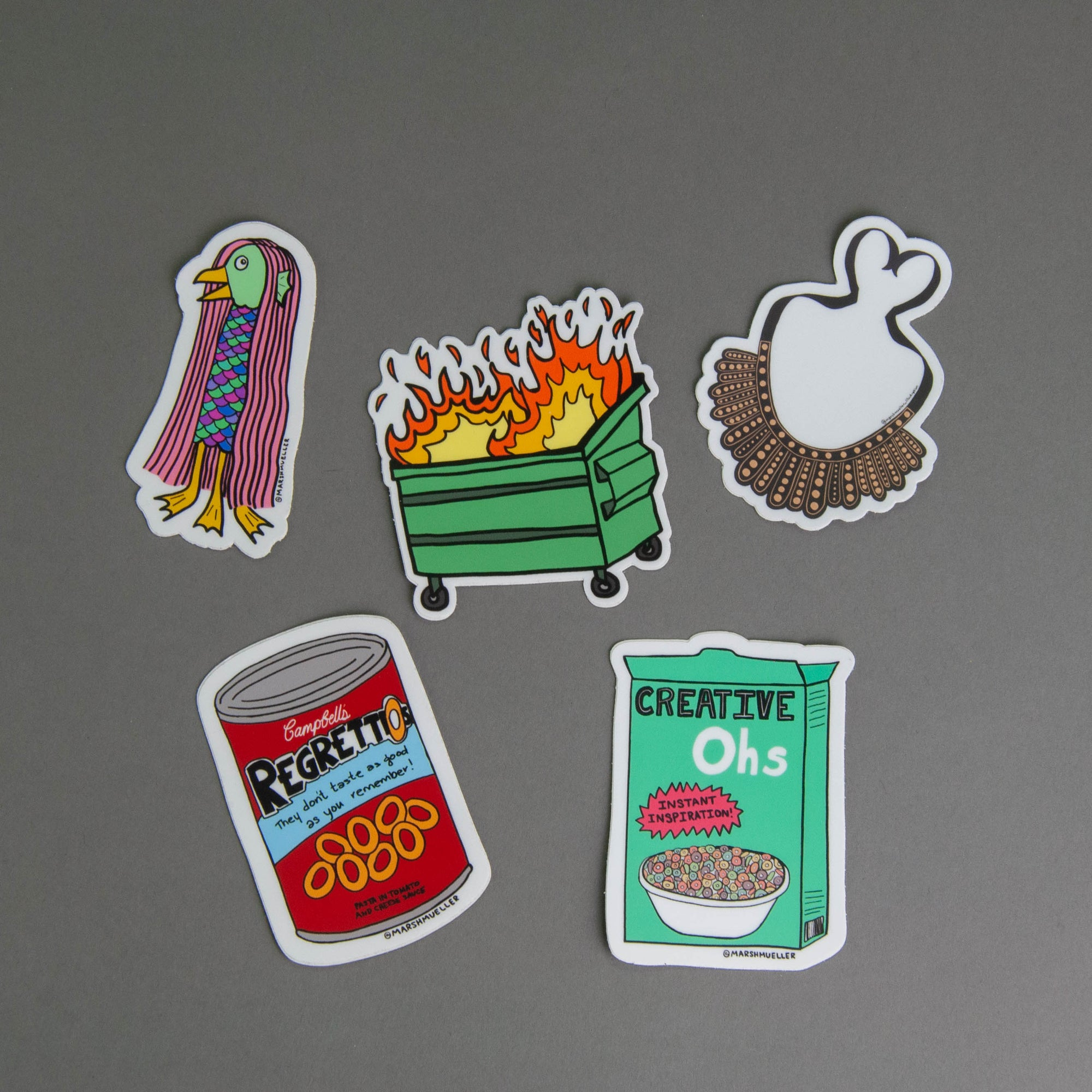 Modern Times Sticker Bundle
