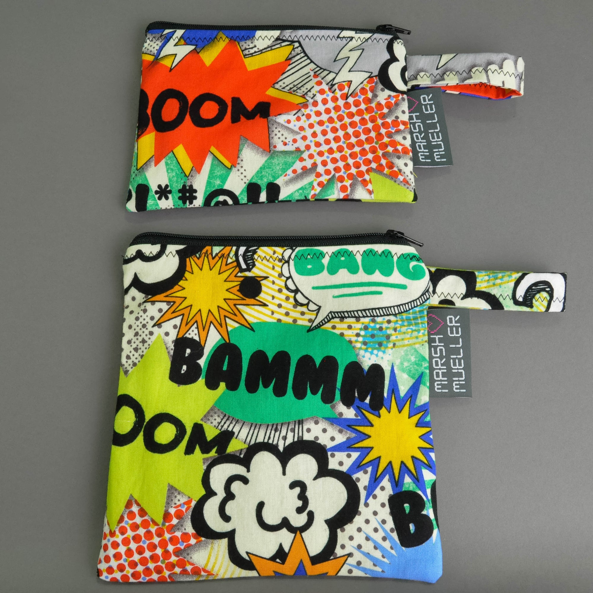 BAM! Reusable Snack and Sandwich Bag Bundle
