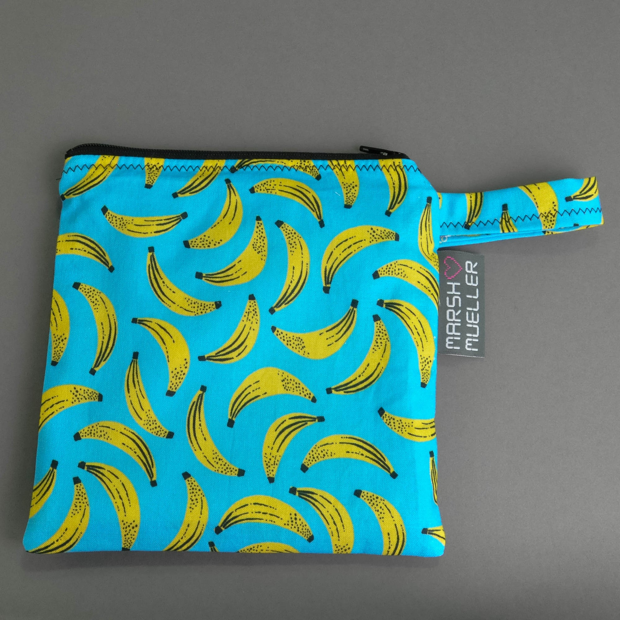 Bananas Reusable Sandwich Bag