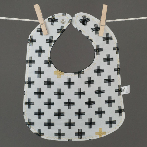 Crossroads Gold Bib by MarshMueller
