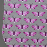 Pixelated Butterfly Bib by MarshMueller