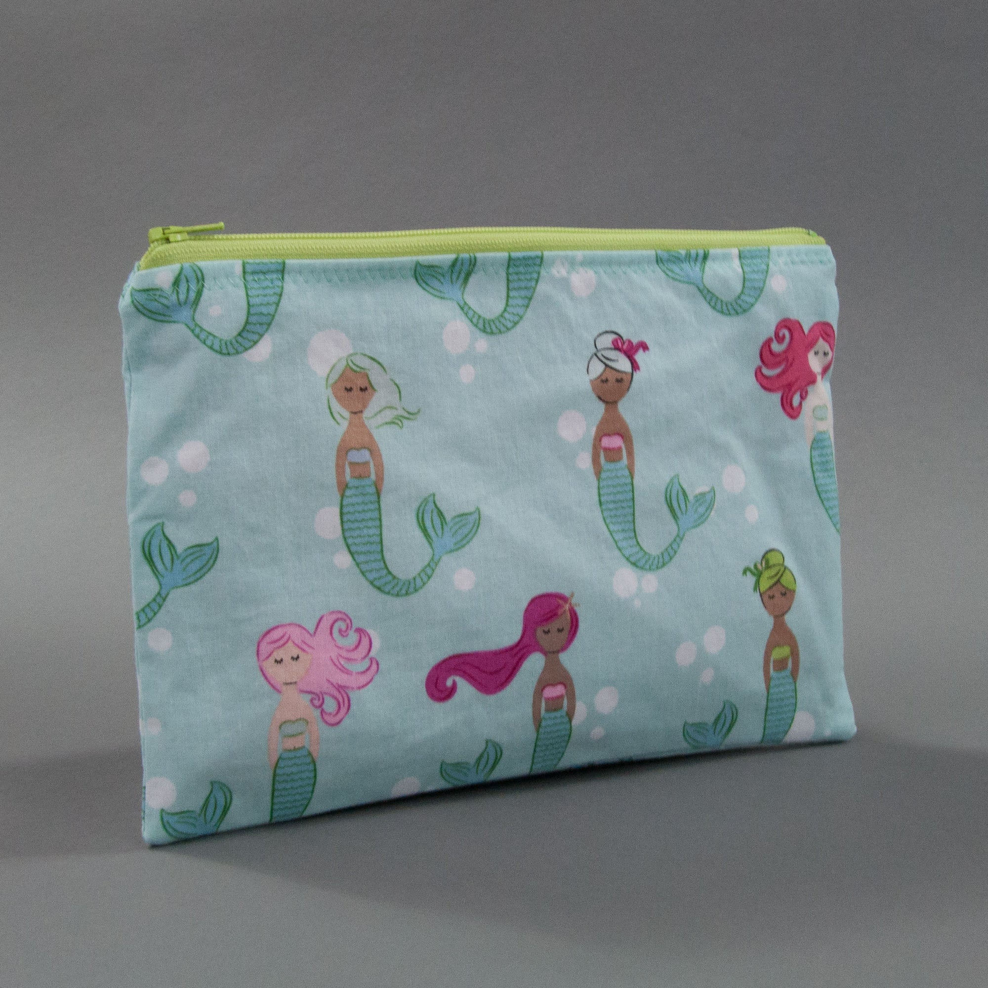 Mermaids Zippy Bag