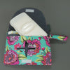 Teal Tula Diaper + Wipe Clutch, Diaper + Wipe Clutch, - MarshMueller