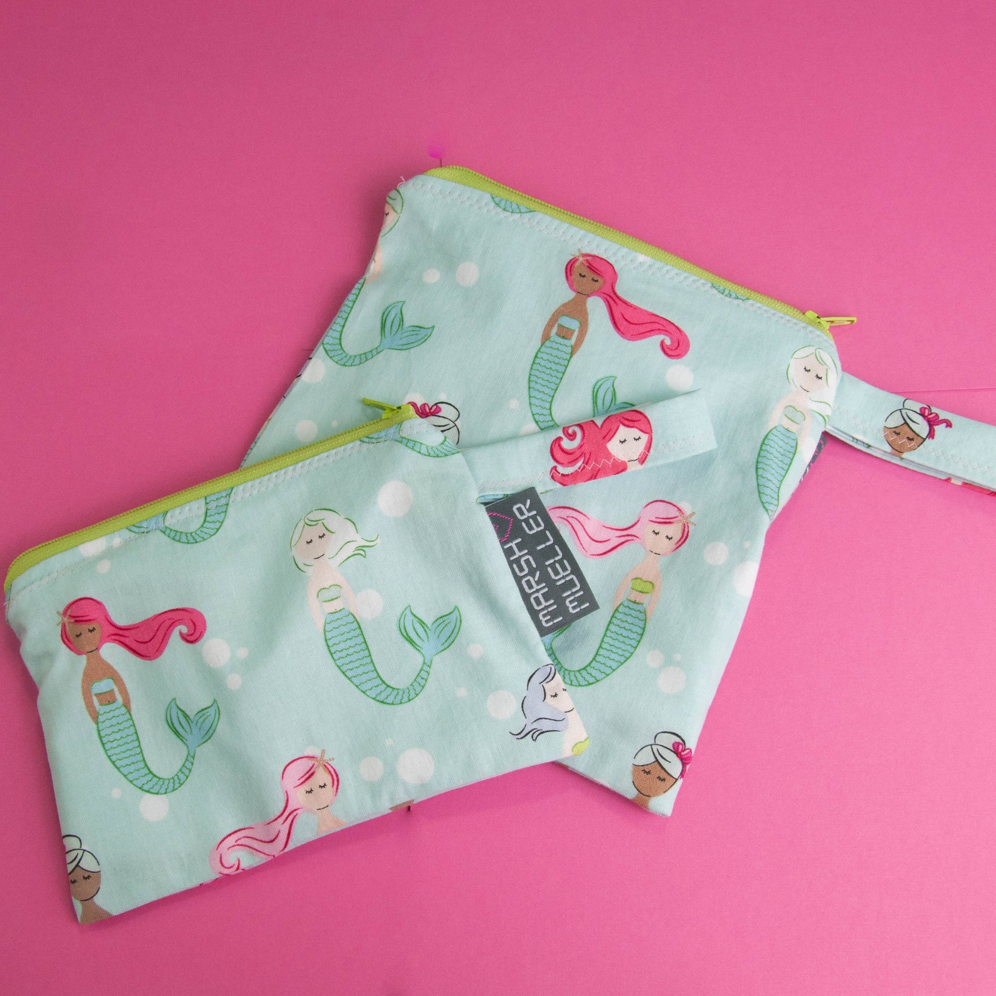 Mermaids Snack and Sandwich Bag Bundle