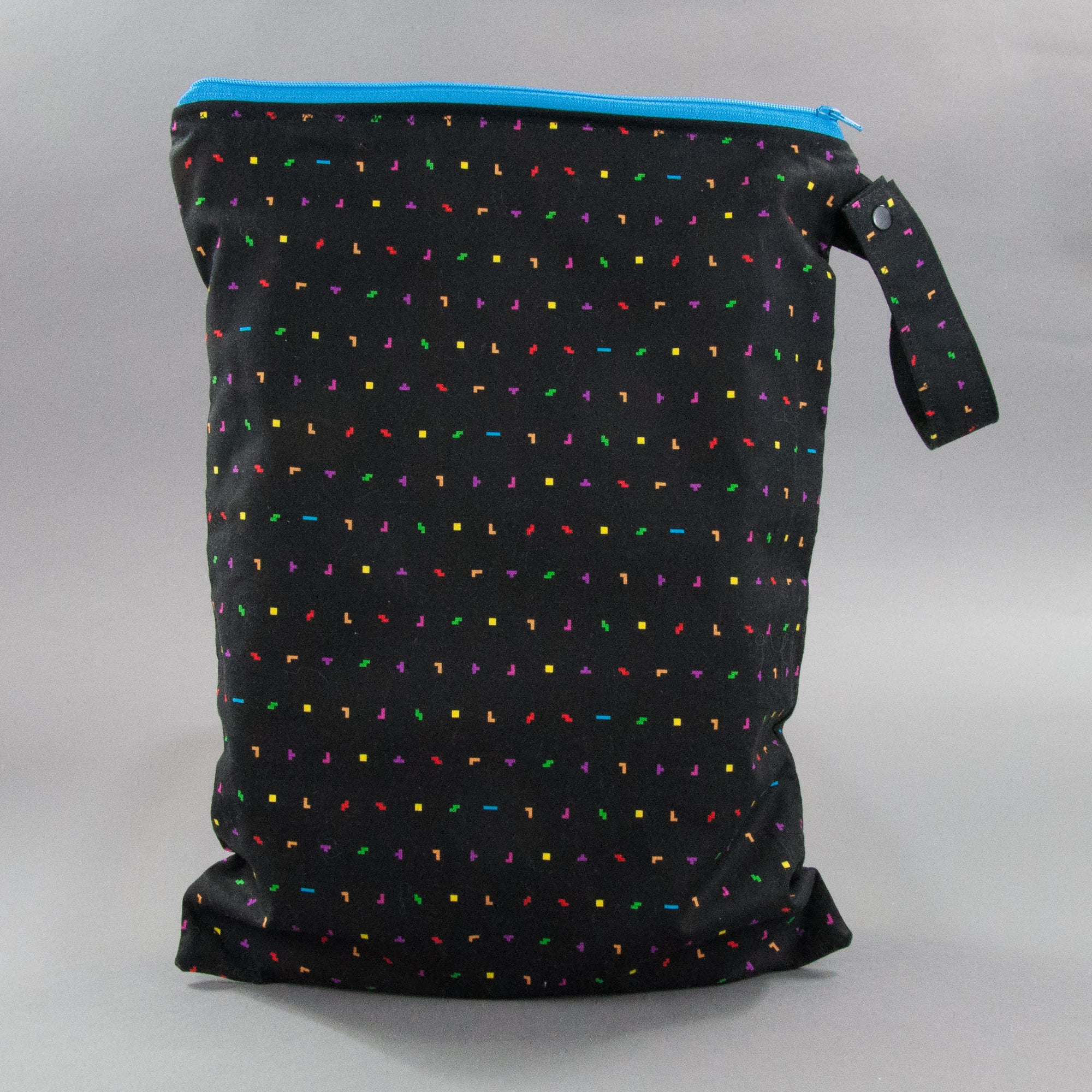 Mini Tetris Pieces Wet Bag